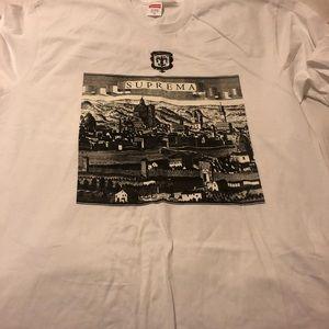 Supreme Shirts - Men's Supreme TShirt XL